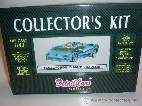 Coche Detailcars Kit 1 43 Ref 8012 Lamborgh Sold Through