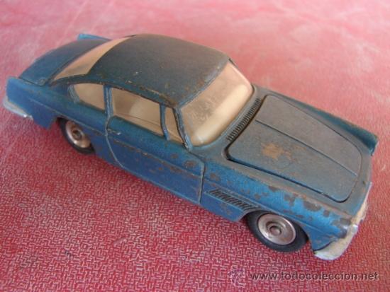 Coches a escala: FERRARI 250 GT A ESCALA 1/43 - DINKY TOYS - Foto 2 - 194630406