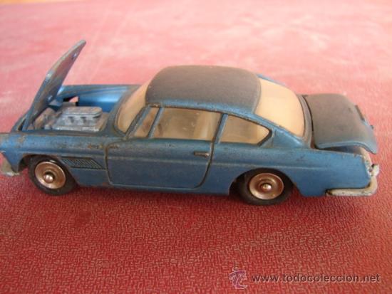 Coches a escala: FERRARI 250 GT A ESCALA 1/43 - DINKY TOYS - Foto 3 - 194630406