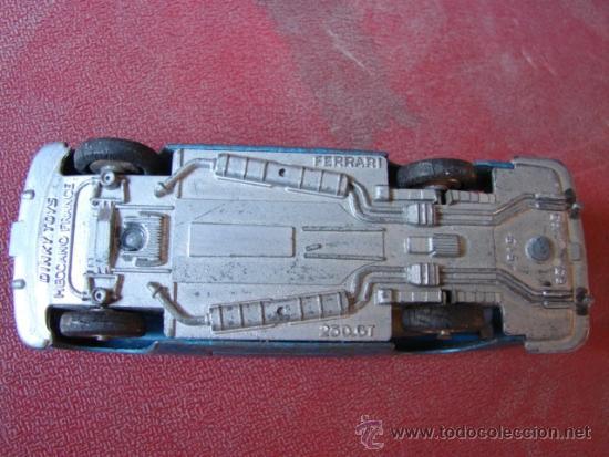Coches a escala: FERRARI 250 GT A ESCALA 1/43 - DINKY TOYS - Foto 4 - 194630406