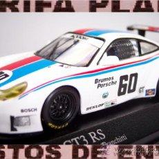Coches a escala: PORSCHE 911 GT3 RS ESCALA 1:43 DE MINICHAMPS EN CAJA. Lote 36738425