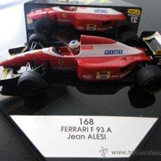 Coches a escala: 168 - FERRARI F 93 A, DE JEAN ALESI, ONYX, NUEVO EN SU CAJA. Lote 37302010