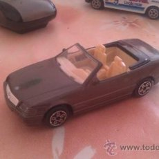 Coches a escala: COCHE BURAGO MERCEDES 300 SL DESCAPOTABLE 1:43. Lote 38147370