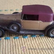 Coches a escala: MATCHBOX YESTERYEAR Y15 1930 PACKARD VICTORIA 1969. Lote 38487085