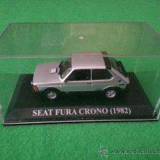 Coches a escala: SEAT FURA CRONO 1982. Lote 95773720