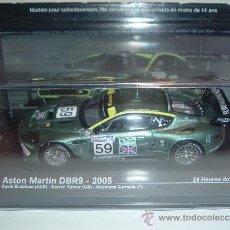 Coches a escala: ASTON MARTIN DBR9, 2005, 24 HORAS DE LE MANS. Lote 38973479