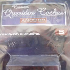 Voitures à l'échelle: CITROËN 2CV CHARLESTON - 1982 - NUESTROS QUERIDOS COCHES - ALTAYA - NUEVO - CON SU FASCÍCULO.. Lote 38973510