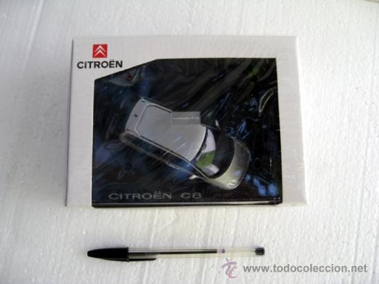 Coches a escala: CITROEN C8 ESCALA 1:43 DE NOREV PRODUCTO OFICIAL CITROEN - Foto 3 - 134118595
