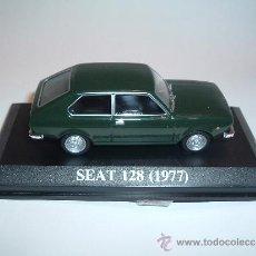 Coches a escala: SEAT 128, 1977, 1/43, NUESTROS QUERIDOS COCHES.. Lote 39187875
