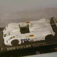 Coches a escala: IXO ALTAYA. 1:43 BMW V12 LMR #15 LE MANS 1999 DALMAS-WINKELHOCK-MARTINI. Lote 39219951