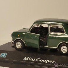Coches a escala: MINI COOPER 1/43 CARARAMA. Lote 40865420