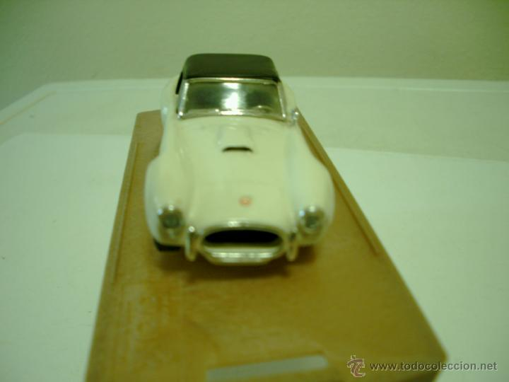 Coches a escala: SHELBY COBRA DE MODEL BOX - Foto 2 - 41076995