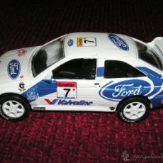 Coches a escala: COCHE RALLYE FORD ESCORT WRC- GUISVAL. Lote 152314429