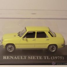 Auto in scala: RENAULT 7 ALTAYA 1/43. Lote 41232693