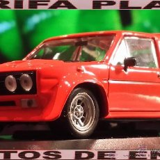 Coches a escala: FIAT 131 ABARTH ESCALA 1:43 EN CAJA NO ORIGINAL. Lote 41659011