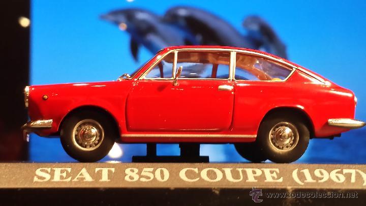 Coches a escala: seat 850 coupe sport ESCALA 1:43 DE ALTAYA EN caja - Foto 2 - 141613630