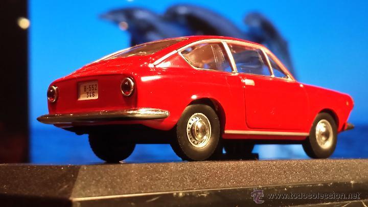 Coches a escala: seat 850 coupe sport ESCALA 1:43 DE ALTAYA EN caja - Foto 3 - 141613630