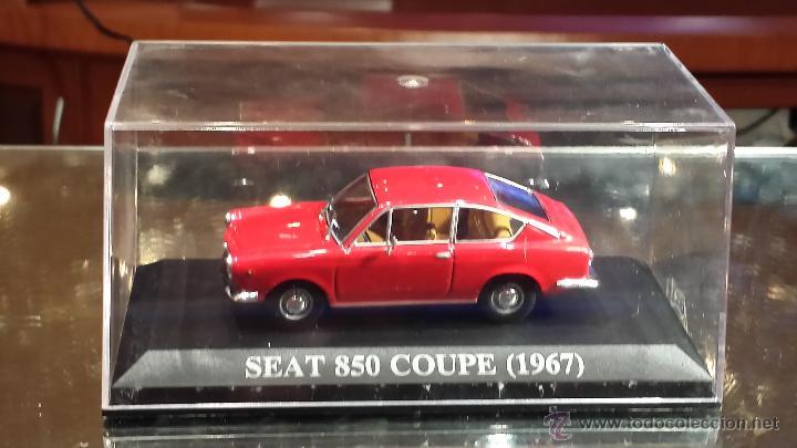 Coches a escala: seat 850 coupe sport ESCALA 1:43 DE ALTAYA EN caja - Foto 4 - 141613630