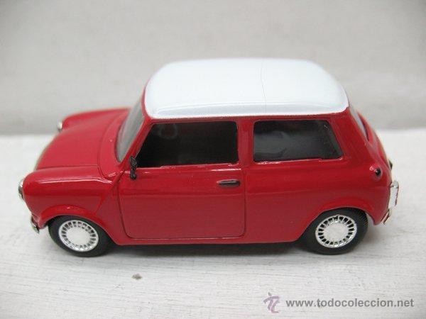Coches a escala: Del Prado - Coche Mini Cooper rojo 1970 - Escala 1/43 - Foto 2 - 42106228