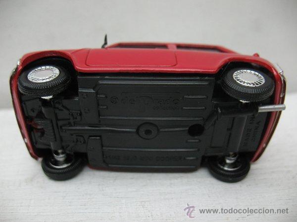 Coches a escala: Del Prado - Coche Mini Cooper rojo 1970 - Escala 1/43 - Foto 5 - 42106228
