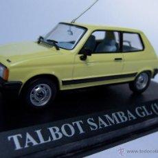 Coches a escala: TALBOT SAMBA GL 1/43 ALTAYA. Lote 149924769