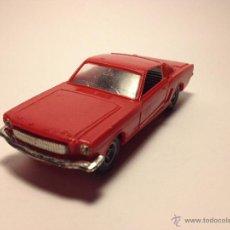 Coches a escala: ANTIGUO NACORAL DE 1969: FORD MUSTANG DE CHIQUI CARS. REF. 2019. FABRICADO EN ESPAÑA. EXCELENTE. Lote 42793332