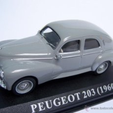 Coches a escala: PEUGEOT 203 1/43 ALTAYA. Lote 42831587