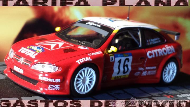 citroen xsara kit car rallye catalunya 1999 p b comprar coches a escala 1 43 en todocoleccion. Black Bedroom Furniture Sets. Home Design Ideas