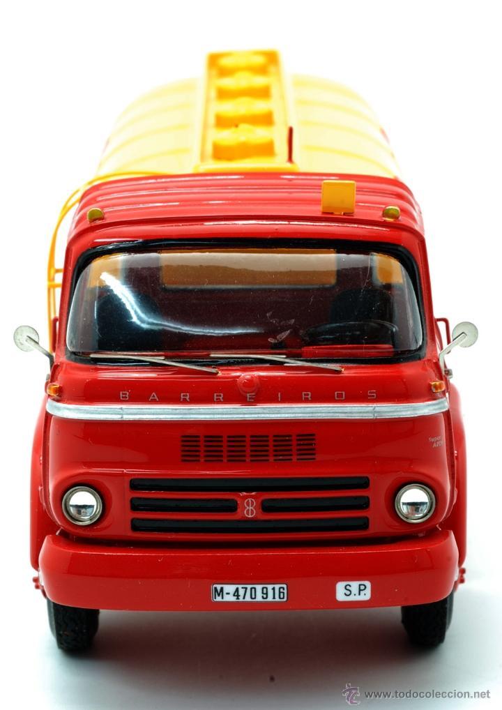 Coches a escala: Camión Barreiros Super Azor Campsa Modeltrans Ref 228 Edición limitada nº 58/300 1/43 - Foto 4 - 42956583
