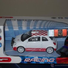 Fiat abarth 500 rally