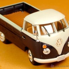 Coches a escala: CARARAMA HONGWELL 1/43 - VOLKSWAGEN T1 PICK-UP CAMIONETA VW PICKUP BICOLOR - NUEVA / CAJA BLISTER. Lote 42983565