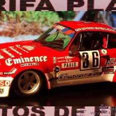 Coches a escala: PORSCHE CARRERA RS RALLYE DE MONTECARLO 1979 J.ALMERAS - M.GELIN ESCALA 1:43 ALTAYA EN CAJA. Lote 43427747