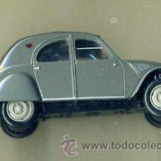 Coches a escala: NOREV 07/2003 / SALVAT - CITROEN 2 CV A ZL - FRANCE AUTOMOBILE CAR. Lote 43683933