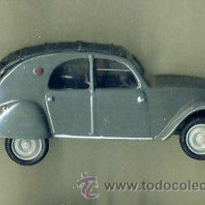 Coches a escala: NOREV / SALVAT - CITROEN 2 CV AZLM - FRANCE AUTOMOBILE CAR. Lote 43683985