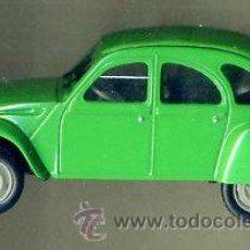 Coches a escala: NOREV 07-2003 / SALVAT - CITROEN 2CV 6 - COCHE AUTOMOVIL FRANCIA. Lote 44925749