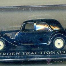 Coches a escala: ALTAYA - CITROEN TRACTION 1949 - COCHE AUTOMOVIL FRANCIA - MATRICULA DE CASTELLON. Lote 64415229