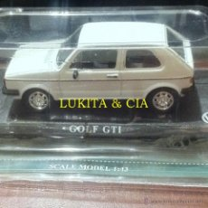 Coches a escala: VW GOLF GTI. ESCALA 1:43.. Lote 43814502