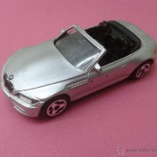 Coches a escala: COCHE BMW ROODSTER ESCALA 1/43 BURAGO DESCAPOTABLE. Lote 43972238
