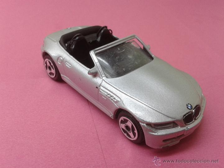 Coches a escala: COCHE BMW ROODSTER ESCALA 1/43 BURAGO DESCAPOTABLE - Foto 2 - 43972238