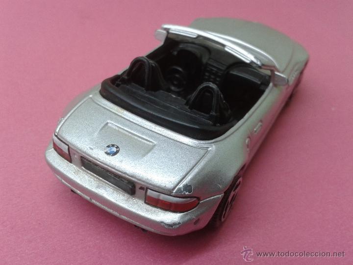 Coches a escala: COCHE BMW ROODSTER ESCALA 1/43 BURAGO DESCAPOTABLE - Foto 3 - 43972238