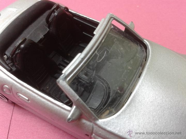 Coches a escala: COCHE BMW ROODSTER ESCALA 1/43 BURAGO DESCAPOTABLE - Foto 4 - 43972238