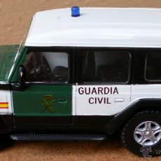Coches a escala: TODOTERRENO IVECO MASSIF MONDO MOTORS GUARDIA CIVIL. Lote 44120996