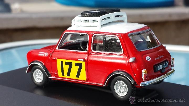 Mini cooper S 1967 rouge 1//43 delprado