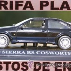 Coches a escala: FORD SIERRA RS COSWORTH ESCALA 1:43 DE ALTAYA EN CAJA. Lote 44928005