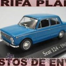 Coches a escala: SEAT 124 L ESCALA 1:43 DE ALTAYA EN CAJA. Lote 44942632