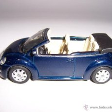 Coches a escala: VOLKSWAGEN NEW BEETLE NOREV 1/43. Lote 45276773