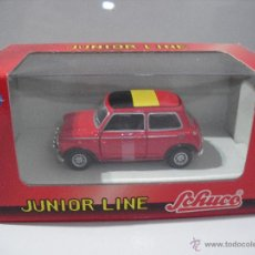 Coches a escala: SCHUCO,JUNIOR LINE,MINI,ESCALA 1:43. Lote 45657633