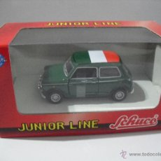Coches a escala: SCHUCO,JUNIOR LINE,MINI,ESCALA 1:43. Lote 45657651