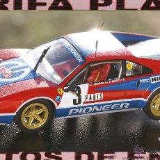 Model Cars - FERRARI 308 GTB RALLYE DE MONTECARLO 1982 J.C.ANDRUET - BICHE ESCALA 1:43 ALTAYA EN CAJA - 45804869