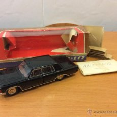 Coches a escala: ZIL 117 MADE IN USSR ESCALA 1:43. Lote 45874287